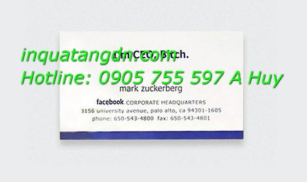 In Danh Thiếp Tại Đà Nẵng Card Visit Name