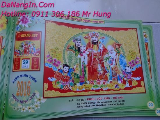 In Lịch Tết Tại Đà Nẵng Chuyên Nghiệp - Hotline : 0911 306 186 Mr Hưng - 0905 755 597 Mr Huy