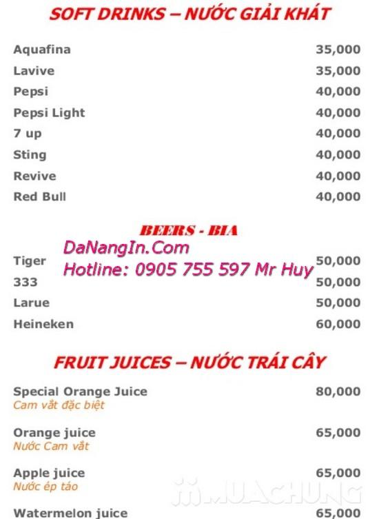 In Menu Cafe Quán Nhậu Ăn Vặt Nhà Hàng Tại Đà Nẵng LH 0905 755 597 A Huy