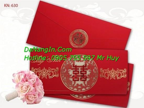 In Thiệp Cưới Tại Đà Nẵng Lấy Ngay Giá Rẻ Nhất lh 0905 755 597 Mr Huy