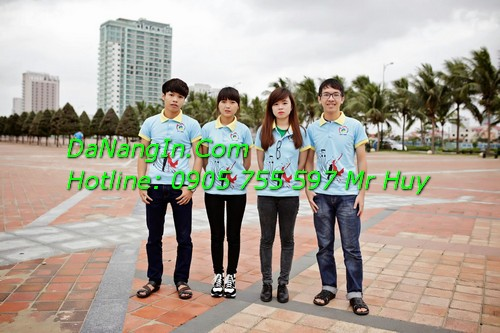 Làm áo lớp đồng phục nhóm gia đình tại đà nẵng LH 0905 755 597 Mr Huy