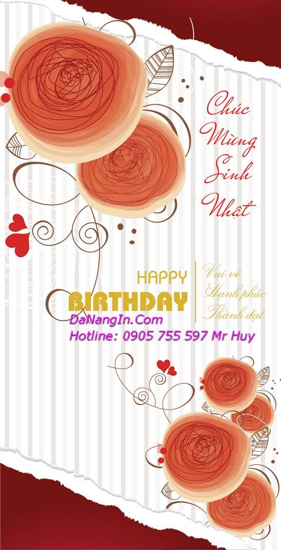 Địa chỉ in thiệp cưới thiệp chúc tết sinh nhật giá rẻ LH 0905 755 597
