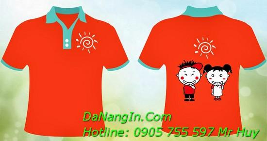 Làm áo đồng phục nhóm lớp tại đà nẵng giá rẻ 0905 755 597 Mr Huy