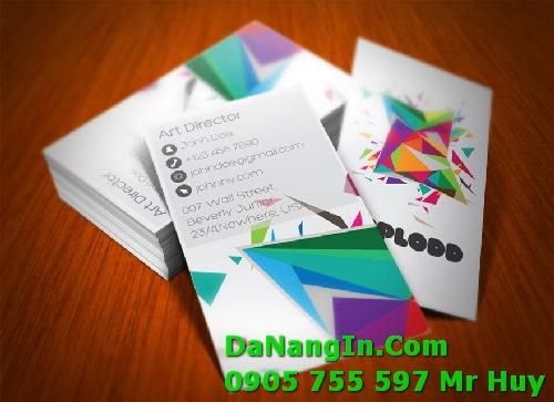 In card visit xe khách tại bến xe đà nẵng giá rẻ