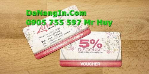 Địa chỉ in voucher giá rẻ tại Đà Nẵng 247