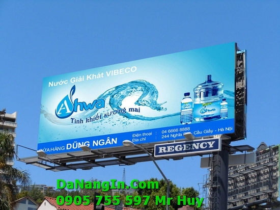 Làm bảng quảng cáo bảng hiệu hộp đèn tại đà nẵng 247