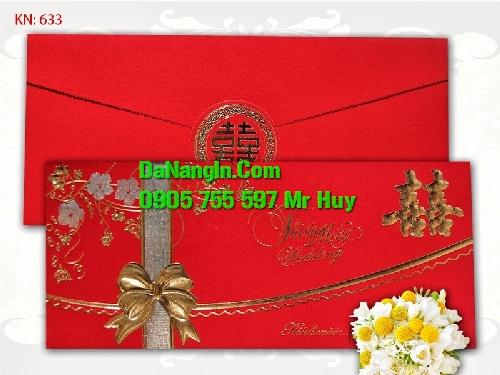Thiệp cưới Đà Nẵng In Nhanh Giá Rẻ Lấy Gấp Quận Liên Chiểu
