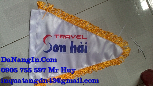 in cờ lưu niệm cờ giải du lịch cờ biển theo yêu cầu