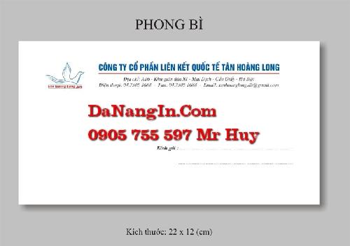 in bì thư công ty tại đà nẵng lấy gấp giá rẻ Anh Huy Print