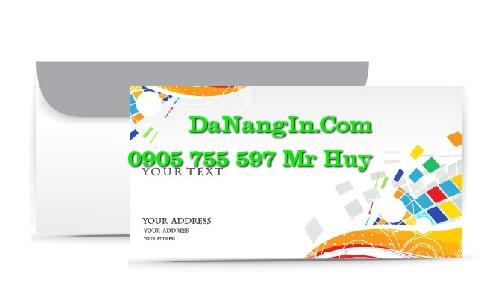 IN BAO THƯ PHONG BÌ TẠI ĐÀ NẴNG LẤY NHANH GẤP 0905 755 597 Mr Huy;
