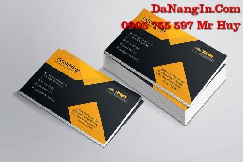 in name card đà nẵng 0905 755 597 Anh Huy