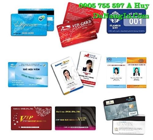 in thẻ nhựa nhân viên tại đà nẵng giả rẻ