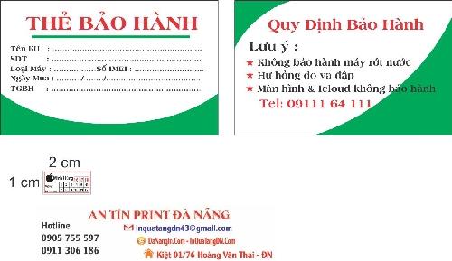 làm card visit tại quận liên chiểu sỉ và lẻ lấy gấp 0905 755 597 Mr Huy