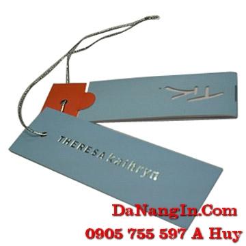 Thẻ treo Price Tag Tại Đà Nẵng Anh Huy Print 0905 755 597 A Huy
