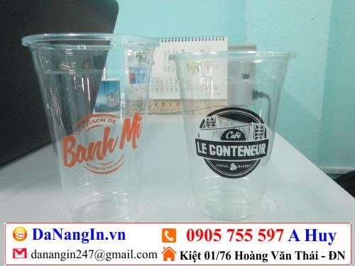 in logo lên ly nhựa trà sữa cafe giá rẻ đẹp độc đáo 0935 44 77 49 A Huy