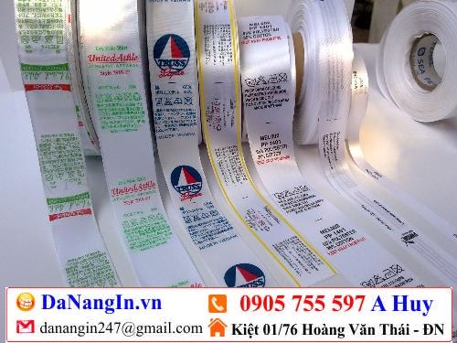 in mác áo nhãn vải số lượng sỉ và lẻ giá rẻ LH 0905 755 597 A Huy danangin.vn,in logo lên áo thun lấy gấp,in áo nhân viên,in lụa trên vải đà nẵng,in cờ tour