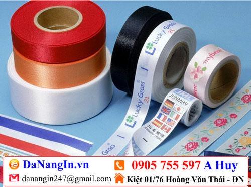 in nhãn vải dây ruy băng satin quần áo số lượng sỉ lẻ,LH 0905 755 597 A Huy - danangin.vn,dich vụ in ấn liên chiểu,in cở du lịch,in logo áo lớp,in menu gấp
