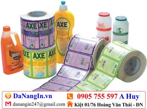 in nhãn dán sản phẩm decal handmade chai lọ hộp,LH 0905 755 597 A Huy - danangin.vn,in decal dán gas,nhãn dán bột handmade,giấy dán chai lọ bán hàng online