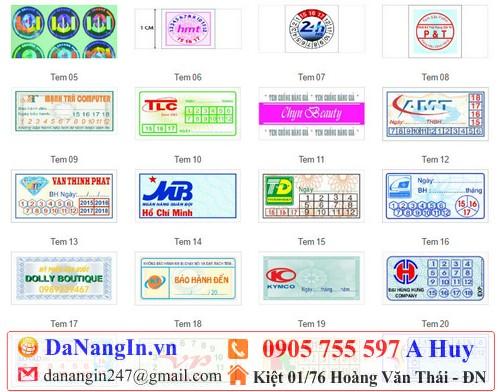 Anh Huy Danangin.vn chuyên in tem vỡ dán bảo hành máy tính linh kiện giá rẻ 0905 755 597 A Huy, in đẹp chất lượng độc lạ,in kỹ thuật số offset công nghiệp các loại,in quà tặng logo lấy gấp