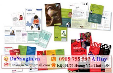 in tờ rơi ở đâu tại liên chiểu 0905 755 597 Huy Danangin.vn