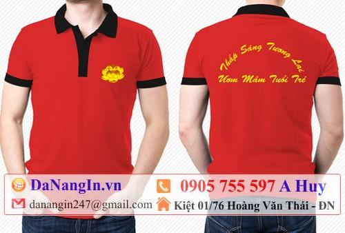 Làm đồng phục áo lớp áo thun tại đà nẵng 0905 755 597 A Huy