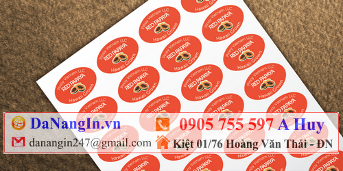nhãn dán handmade trà sữa chai lọ bịch hủ 0905 755 597 A Huy danangin.vn
